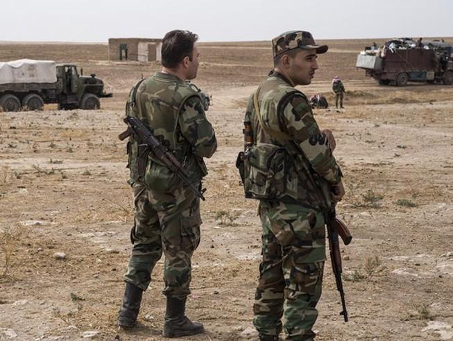 Nga can thiệp quân sự vào Syria từ cuối tháng 9-2015.