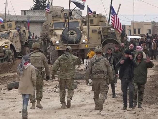 Quân đội Mỹ và Syria đụng độ khiến tình hình ở miền bắc Syria thêm căng thẳng.