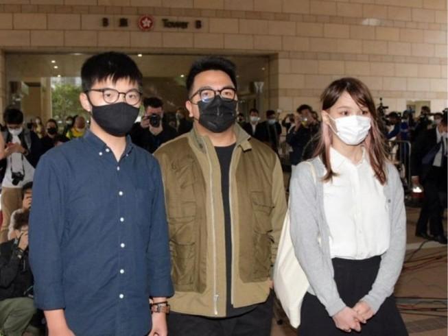 Hoàng Chi Phong sẽ nhận tội liên quan tới biểu tình Hong Kong