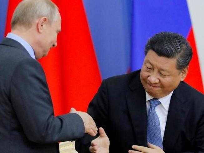 Liệu ông Putin có 'chơi lá bài Trung Quốc' để đối phó Mỹ?
