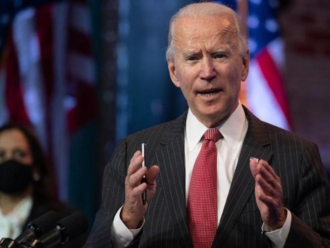 Ông Biden nói không bao giờ chấp nhận việc Nga sáp nhập Crimea
