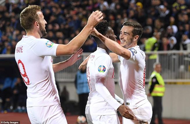 Anh, Pháp cùng thắng trong trận cuối vòng loại Euro 2020