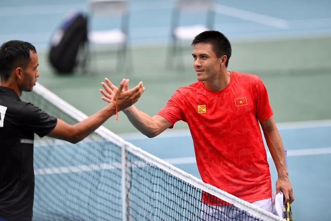 Tennis Việt Nam tạo nên lịch sử tại SEA Games 30