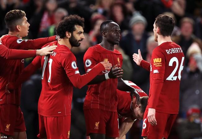 Sao châu Phi lập công, Liverpool nối dài chuỗi bất bại
