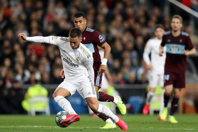 Chia điểm phút cuối, Real Madrid lung lay ngôi đầu trước Barca