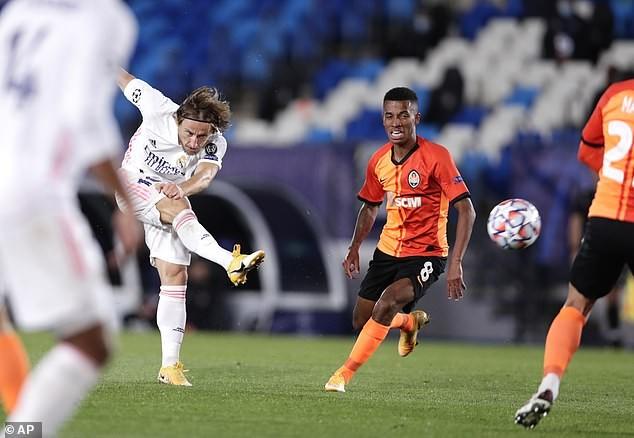Shakhtar Donetsk - Real Madrid: Thầy trò Zidane phải có điểm