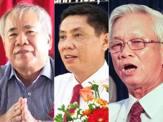 Thủ tướng cách chức chủ tịch tỉnh Khánh Hòa
