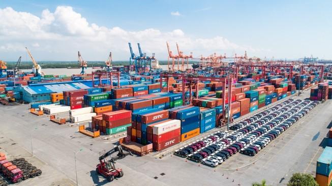Xuất nhập khẩu Việt Nam vượt mốc 500 tỉ USD