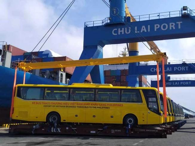 Thương hiệu ô tô Việt đầu tiên xuất khẩu sang Philippines
