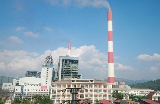 Nhiệt điện Uông Bí gặp sự cố bục ống sinh hơi