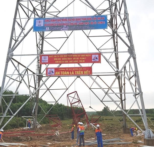 Truyền tải điện Việt Nam đặt mục tiêu top 10 châu Á vào 2025