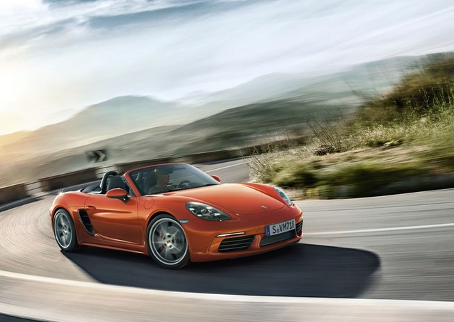 Ngắm nhìn những kiệt tác xe thể thao Porsche mới nhất