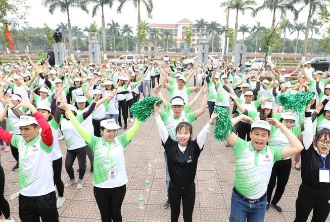 Herbalife Việt Nam đồng hành cùng ngày hội Fun Run