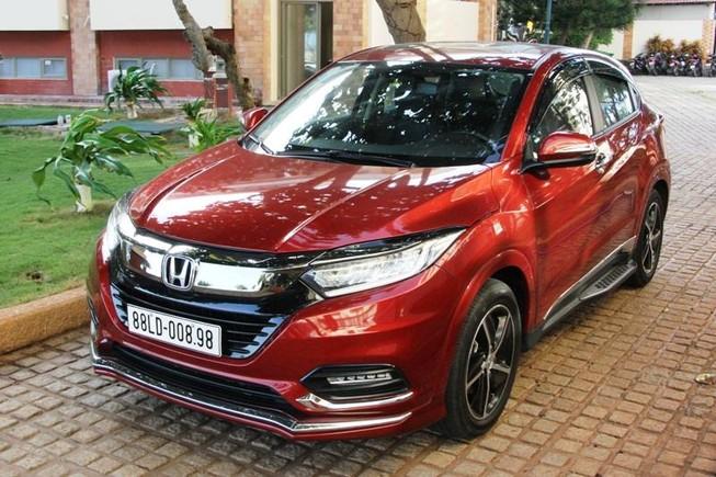 Vì sao Honda HR-V giá cao vẫn hấp dẫn khách trẻ?