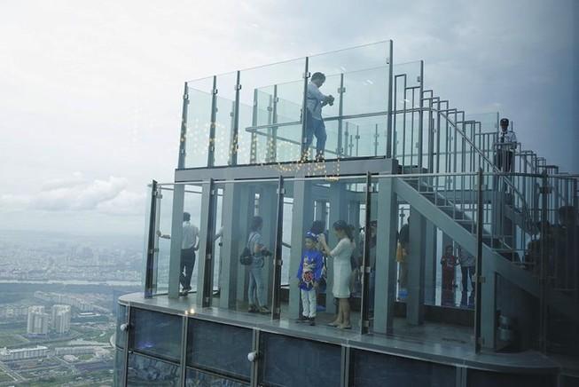Tuyệt tác Đài quan sát cao nhất Đông Nam Á ngay tại TP.HCM