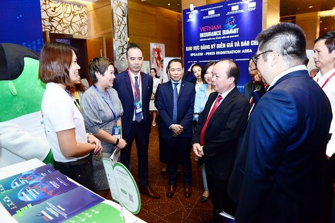 Nhà tài trợ kim cương tại Triển lãm bảo hiểm Việt Nam 2019