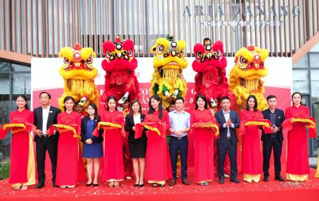 Aria Đà Nẵng Hotel & Resort chọn CBRE quản lý vận hành