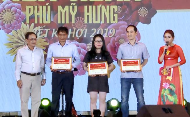 'Hội thi hoa cảnh' xuân Canh Tý cùng Phú Mỹ Hưng