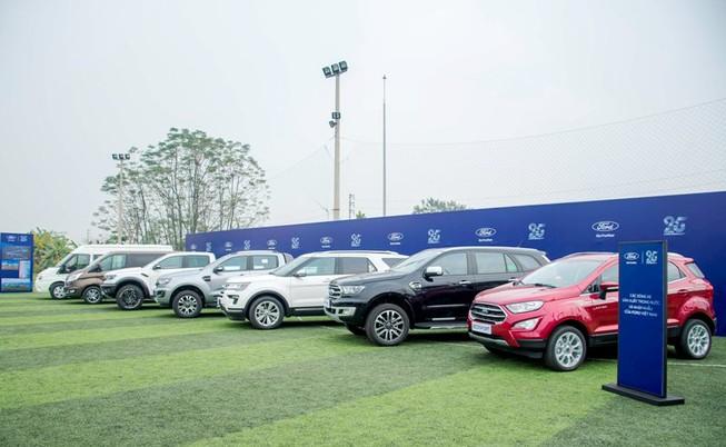 Ford Việt Nam đầu tư thêm 82 triệu USD mở rộng nhà máy