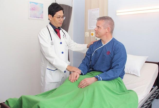 Miễn phí công khám và tư vấn cho bệnh nhân mùa dịch