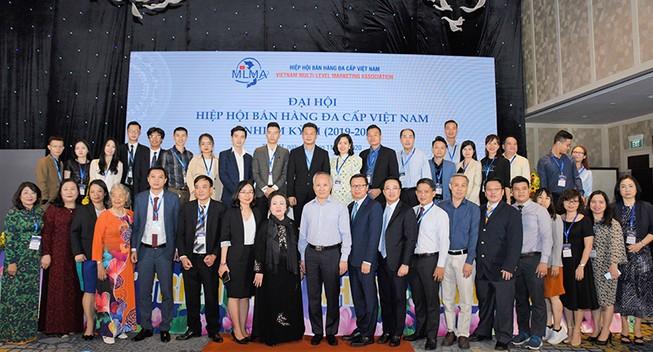 Đại hội nhiệm kỳ 2020-2025 của Hiệp hội Bán hàng Đa cấp