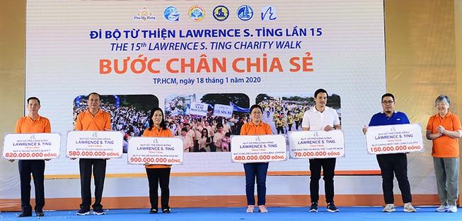 Chương trình Đi bộ Từ thiện Lawrence S. Ting lần thứ 16-2021