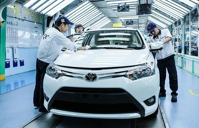 """Toyota năm 2020: bước """"chạy đà"""" để bứt phá bền vững"""