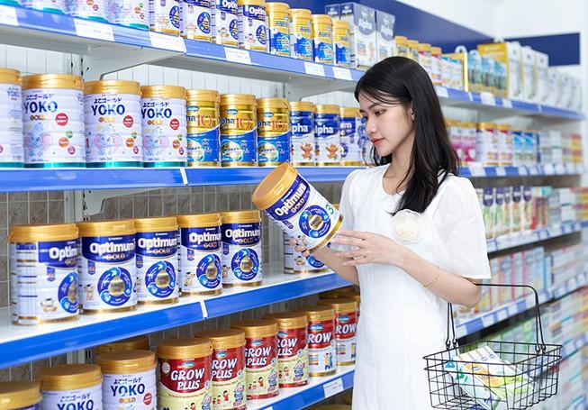 """""""Giấc mơ sữa Việt"""" của Vinamilk vượt mốc 500 cửa hàng"""