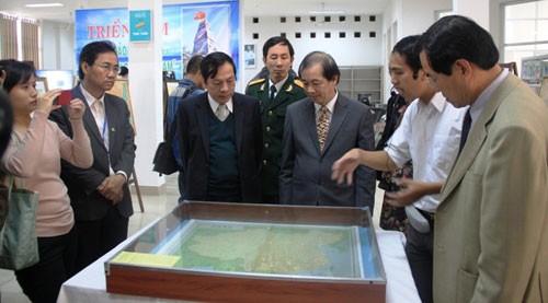 Triển lãm Hoàng Sa - Chủ quyền Việt Nam
