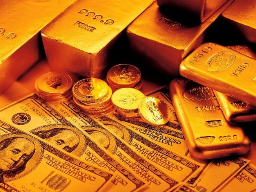 Giá vàng vọt lên mức cao nhất 16 tuần