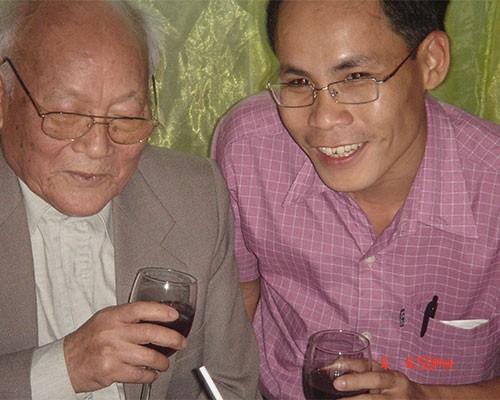 Chút kỷ niệm với nhà văn Tô Hoài