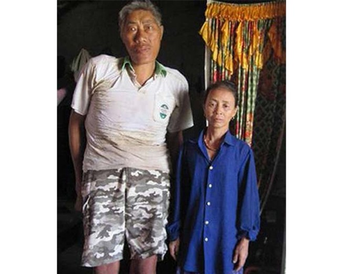Cuộc đời người đàn ông 'to cao nhất' Quảng Bình