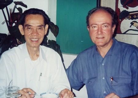 Trang web về Phạm Xuân Ẩn chính thức ra mắt