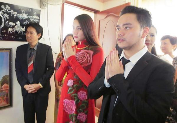 Trang Nhung 'bỏ' đóng phim vì mang bầu 3 tháng
