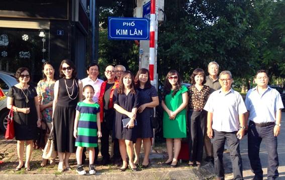 Nhà văn Kim Lân đã có tên đường