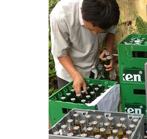 Giám đốc sản xuất bia ngoại giả lãnh án bảy năm tù