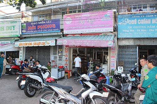 Nghi án chủ cửa hàng bán thực phẩm chay bị sát hại, cướp tài sản