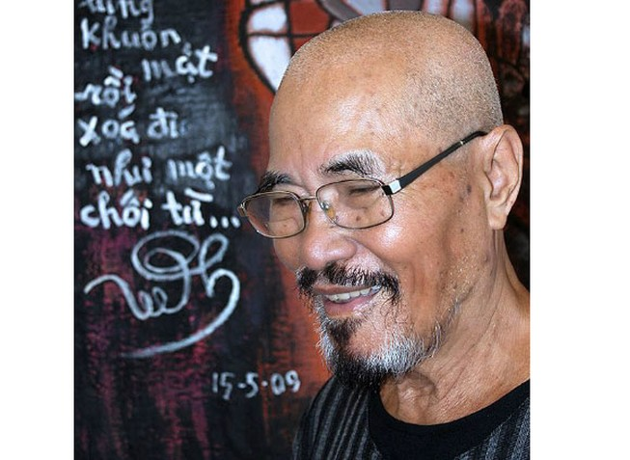 Họa sĩ Phan Vũ: 'Tôi vẫn chờ thế hệ vàng của hội họa'