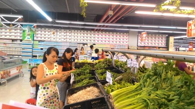TP.HCM công bố địa điểm bán thực phẩm VietGAP