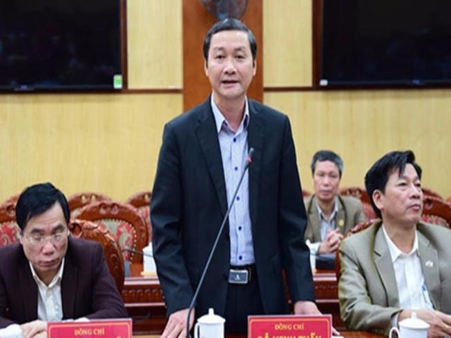 Thanh Hóa công khai việc bổ nhiệm bà Trần Vũ Quỳnh Anh