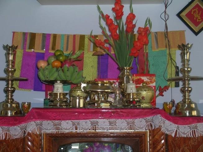 Bài cúng lễ 'Hóa vàng' mùng 3 Tết