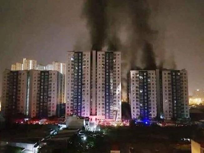 Danh tính 13 nạn nhân tử vong trong vụ cháy Carina