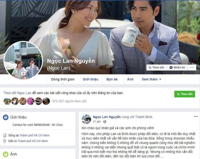Thanh Bình nói gì sau khi ly hôn Ngọc Lan?