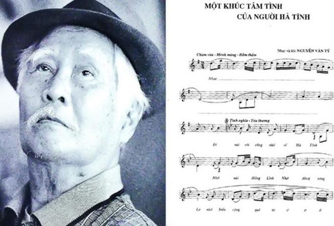Nhạc sĩ Nguyễn Văn Tý và Giải thưởng Hồ Chí Minh năm 2000