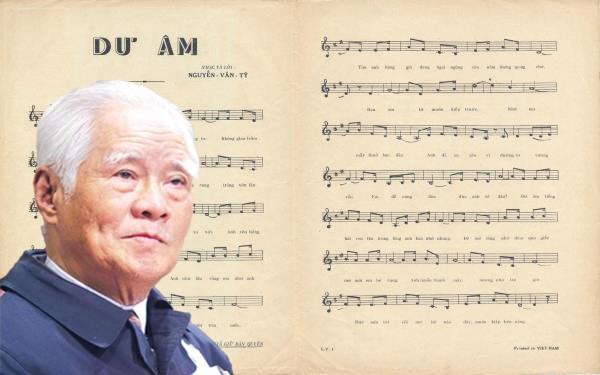 Nhạc sĩ Nguyễn Văn Tý tuổi Tý hay tuổi Sửu