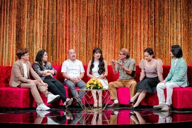 Việt Trinh trong 'Người đẹp Tây Đô' bị Hoàng Sơn đánh đập