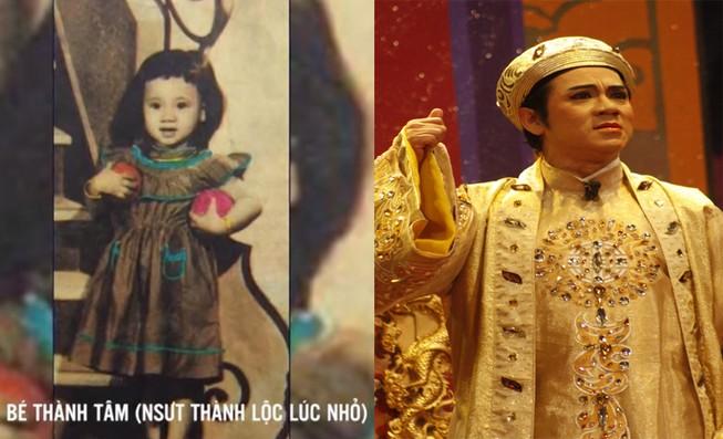 NSƯT Thành Lộc hát cải lương Lan và Điệp lúc mấy tuổi?