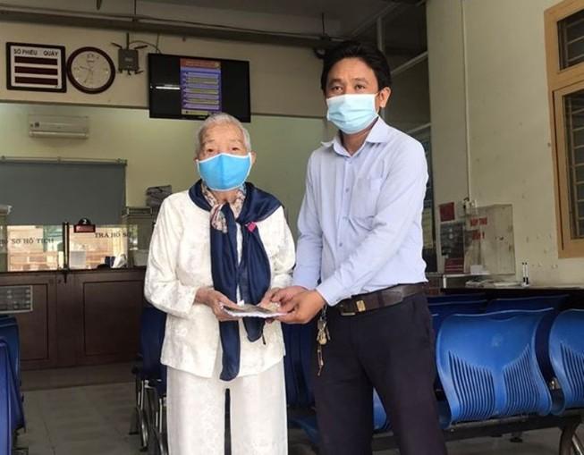 Mẹ Việt Nam anh hùng trao 8 triệu phòng, chống dịch COVID-19