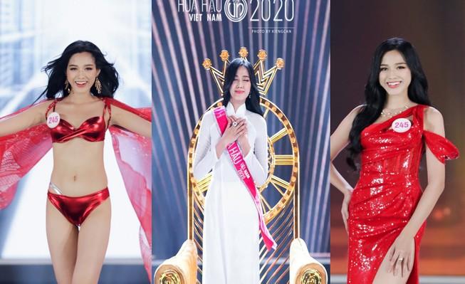Vì sao số đo của hoa hậu Đỗ Thị Hà có chênh lệch khác thường?