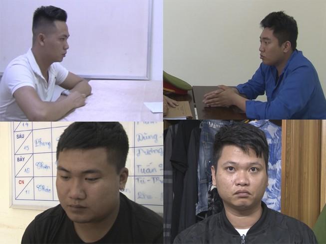Nhóm người từ Hà Nam vào Huế cho vay lãi suất 730%/năm
